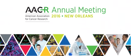 aacr 2016年